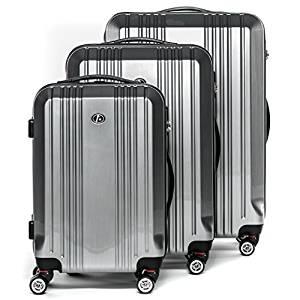 Reisekoffer aus Aluminium im Vergleich