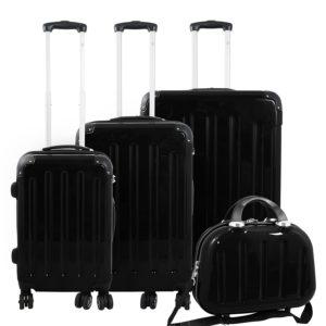 Reisekoffer mit Beautycase